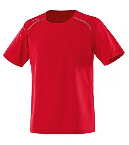 JAKO T-Shirt Run - rosso, M