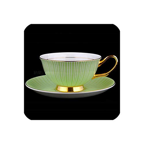 Ceramics European Royal Coffee And Tea Cup Coffee Cups And Saucers Drinkware Cup Set,200 Ml Approx,F