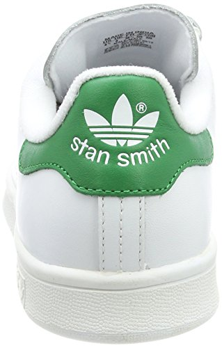 Blancs Hommes Stan Blanc Cf Ftwr Vert Smith Vert ftwr Pour Adidas Baskets nwaqFpxYY