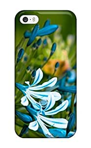 Personalized Cell Phone SamSung Note 4,flowers with water drops