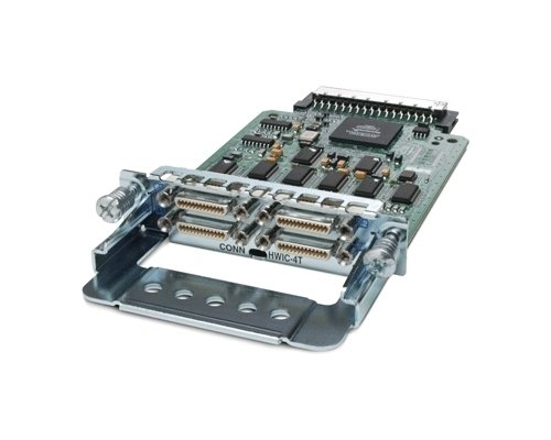 Cisco HWIC-4T 4-Port Serial High-Speed WAN Card by Cisco Systems
