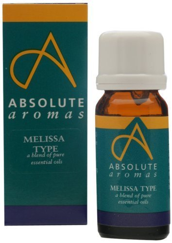 Absolute Aromas Melissa Type Essential Oil by Absolute Aromas (English Manual)