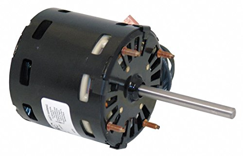 Purpose Motor General Fasco (Fasco D109 3.3-Inch General Purpose Motor, 1/15 HP, 115 Volts, 1600 RPM, 1 Speed, 2.1 Amps, OAO Enclosure, CWSE Rotation, Sleeve Bearing)