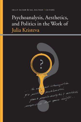 Psychoanalysis, Aesthetics, and Politics in the Work of Julia Kristeva (Suny Series, Insinuations)