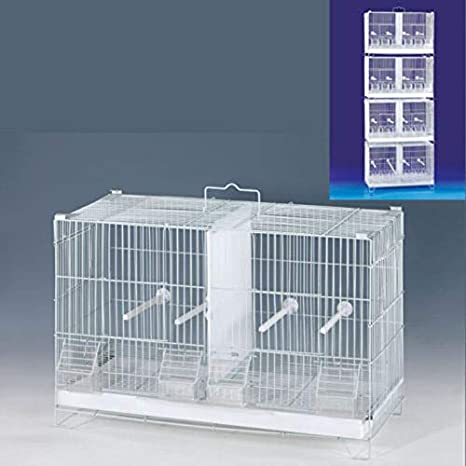 Mcage Lot of Breeding Bird Flight Cages for Canary Parakeet Aviaries Budgies Lovebird Finch