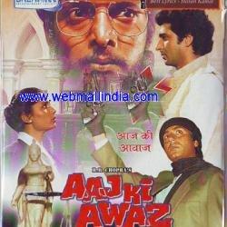 Amazoncom Aaj Ki Awaz Raj Babbar Smita Patil Nana