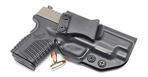 Concealment Express IWB KYDEX Holster: fits Springfield XD-S 4.0
