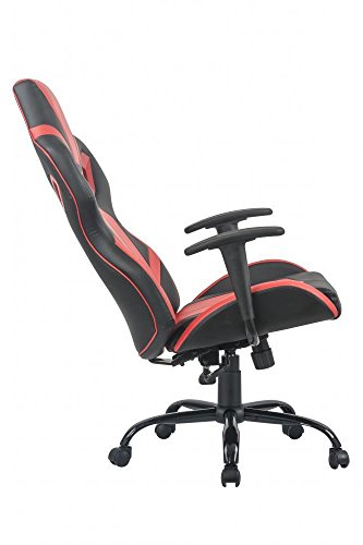 Red Bestoffice High Back Recliner Office Chair Computer Racing