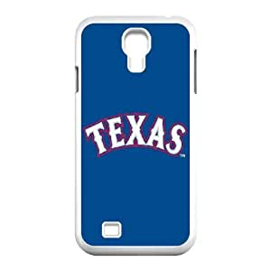 Texas Rangers 001 Samsung S4 9500 Cell Phone Case White Protective Cover