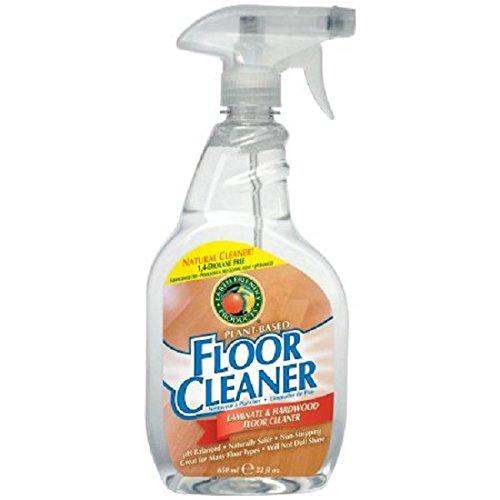 Earth Friendly Products Floor Cleaner, 22-Ounce