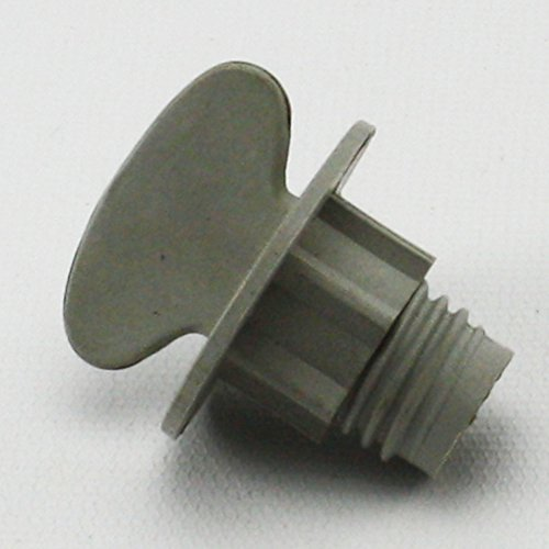 Whirlpool Kenmore Maytag Dishwasher Spray Arm Retainer Nut replaces 9742945 New! by Maytag