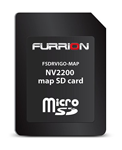 Furrion FSDRVIGO Black Map SD Card