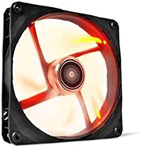 NZXT Technologies NZXT FZ-140mm Red LED Cooling (RF-FZ140-R1)