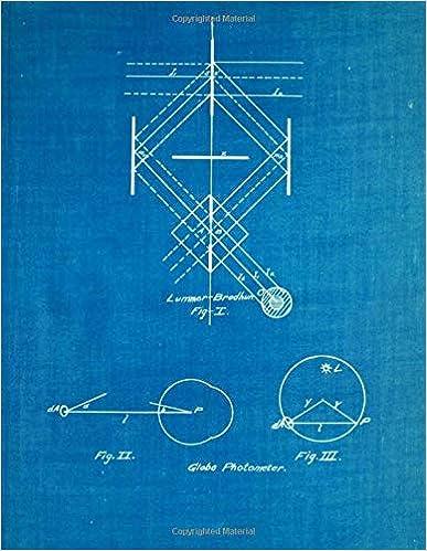 Amazon Com Blueprint Graph Paper Journal 160 Pages Inch Squares