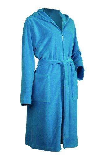 Möve Color Azul X xs Albornoz 43036405 Pequeño qFqra