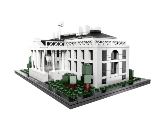 Amazon Lego Architecture White House 21006 Toys Games