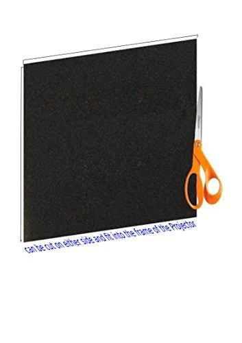 CLOB Compatible Universal Projector Air Filter for SONY projector, Model- VPL-HW30ES VPL-HW30ES SXRD. by CLOB