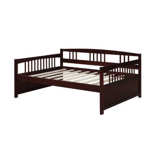 Dorel Living Morgan Full Daybed, Espresso -