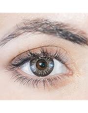ADORE GIORNO HAZEL gekleurde contactlenzen bruin - daglenzen - Pack 2 lenzen