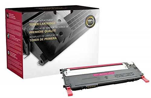 Inksters Remanufactured Toner Cartridge Replacement for Dell 1230/1235 (Magenta)