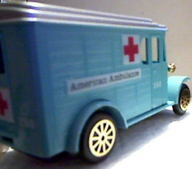Collector's Set of Classic Trucks - Vintage American Ambulance, Vintage New York Times Newspaper Truck, Vintage Wonder Bread Bakery Truck and Vintage Sunoco Gas Tanker Truck - Plastic (American Vintage Collection)