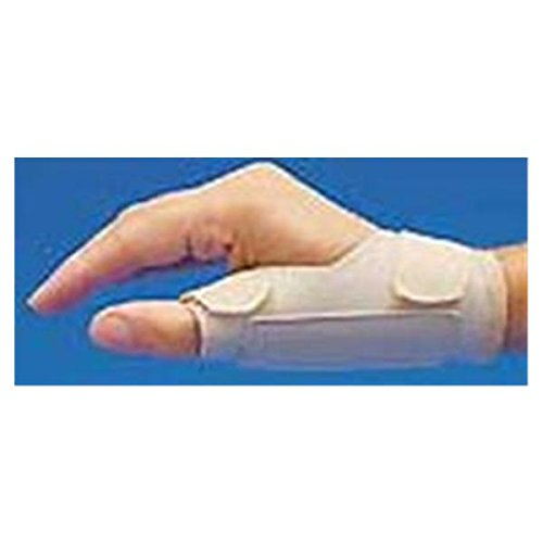 WP000-A920LS A920LS Brace Thumb CMC Regular Leather Small Left Beige A920LS From Sammons Preston Quantity 1 Unit by Sammons Preston