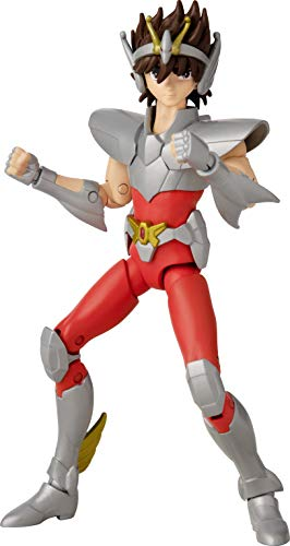 Anime Heroes Knights of The Zodiac Pegasus Seiya Action Figure, Model:36921