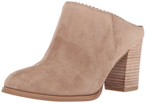Sand Spiga Women's Suede Ankle Via Boot Bootie Backless Sophia Cdwx5q0