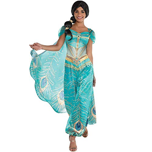 Party City Jasmine Whole New World Halloween