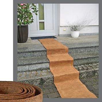 teppich rolle coco 3 meter außen rutschfest: amazon.de: küche ... - Küche 3 Meter