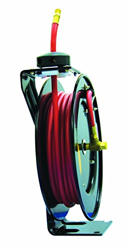 Milton 2760-50 50 Foot 3/8'' ID Hose Reel by Milton Industries