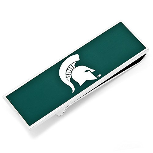 Cufflinks Spartans Michigan State (NCAA Michigan State Spartans Money Clip)