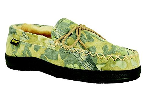 Camouflage Friend Slipper Old Moccasin Men's qIddwg