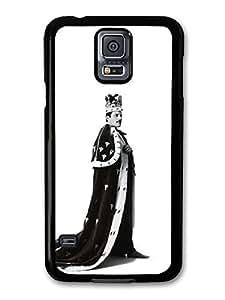 AMAF ? Accessories Freddie Mercury The King Queen case for Samsung Galaxy S5 wangjiang maoyi