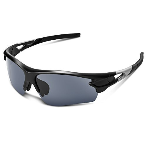 Bea·CooL Tac Polarized sports sunglasses Men Women Youth Baseball Military Motorcycle Running Fishing