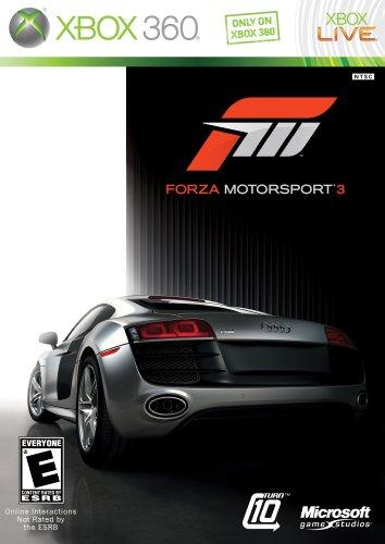 Forza Motorsport 3 Xbox 360 product image