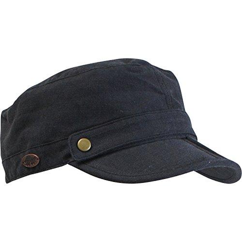 Turtle Fur Men's Jack, Lightweight Pocket Packable Fitted Cadet Cap, (Turtle Lightweight Hat)