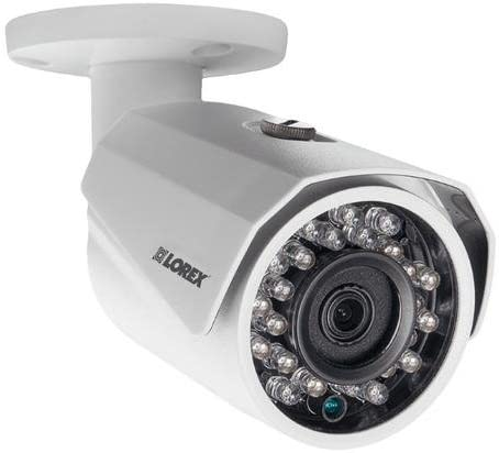 Lorex LBV2711SB, 1080p HD Weatherproof Night-Vision Security Camera, Pack of 2 pcs