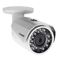 Lorex LBV2711SB, 1080p HD Weatherproof Night-Vision Security Camera, Pack of 2 pcs