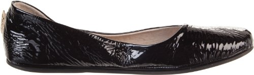 Sole French FS Sloop Black Naplak Flat Women's NY Ballet zwgqx4w6d