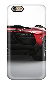 Defender Case With Nice Appearance (lamborghini Aventador J 10) For Iphone 6