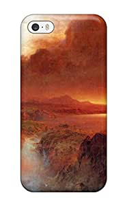 monica i. richardson's Shop New Arrival Cover Case With Nice Design For Iphone 5/5s- Landscape 7353817K81848934