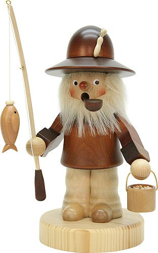 Smoker - Fisher Man Natural - 20 cm / 7.8 inch