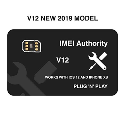 IA SIM 2019 Unlock CHIP Compatible with iPhone 5/6/6S/7/8/X/XS, Unlock AT&T, Verizon, Sprint, T-Mobile, Xfinity, Metro PCS, Boost, Cricket to Any GSM Network. Does NOT Support Sprint/Verizon Sim Cards