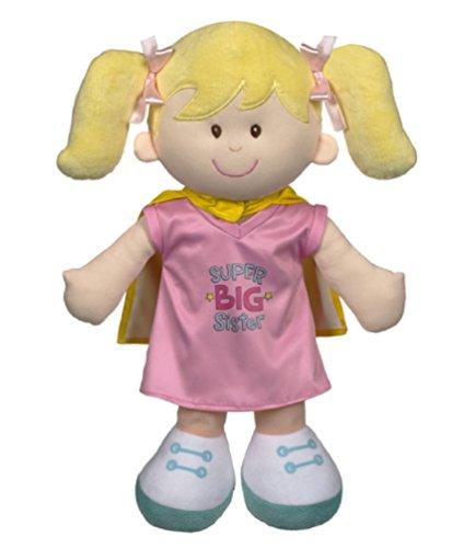 Baby Ganz Super Big Sister Plush Doll Ganz Baby Gift