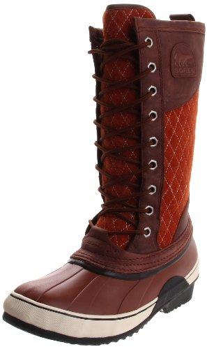 Sorel Women's Sorelli Tall Lace Rain Boot