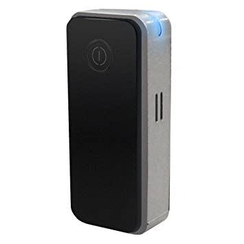 4-Ok BALER1 - Avisador Bluetooth de llamada perdida, color negro