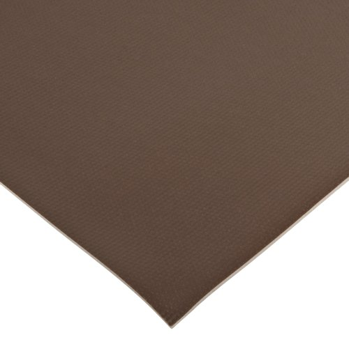 Notrax 136 Polynib Entrance Mat, for Lobbies and Indoor Entranceways, 4' Width x 8' Length x 1/4'' Thickness, Brown by NoTrax (Image #2)