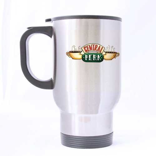 Friends Central Stainless Tumbler Cup product image