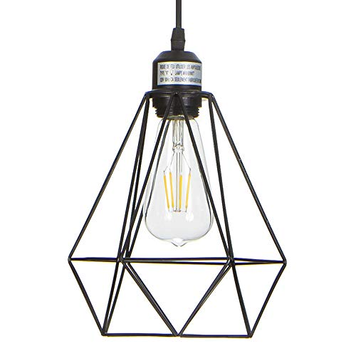 Flame Pendant Light in US - 3